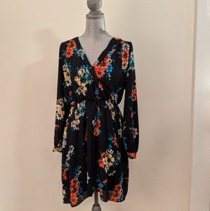 Bridget Bailey Floral Dress (XL)
